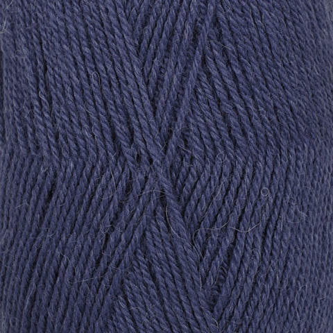 Flora Uni colour 10 Indigo