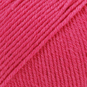Cotton Merino 14 Cerise
