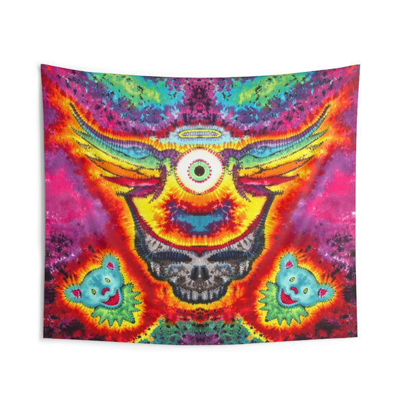 The Frying Eye Tapestry