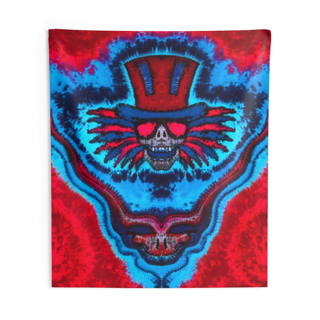 Super Uncle Sam Tapestry