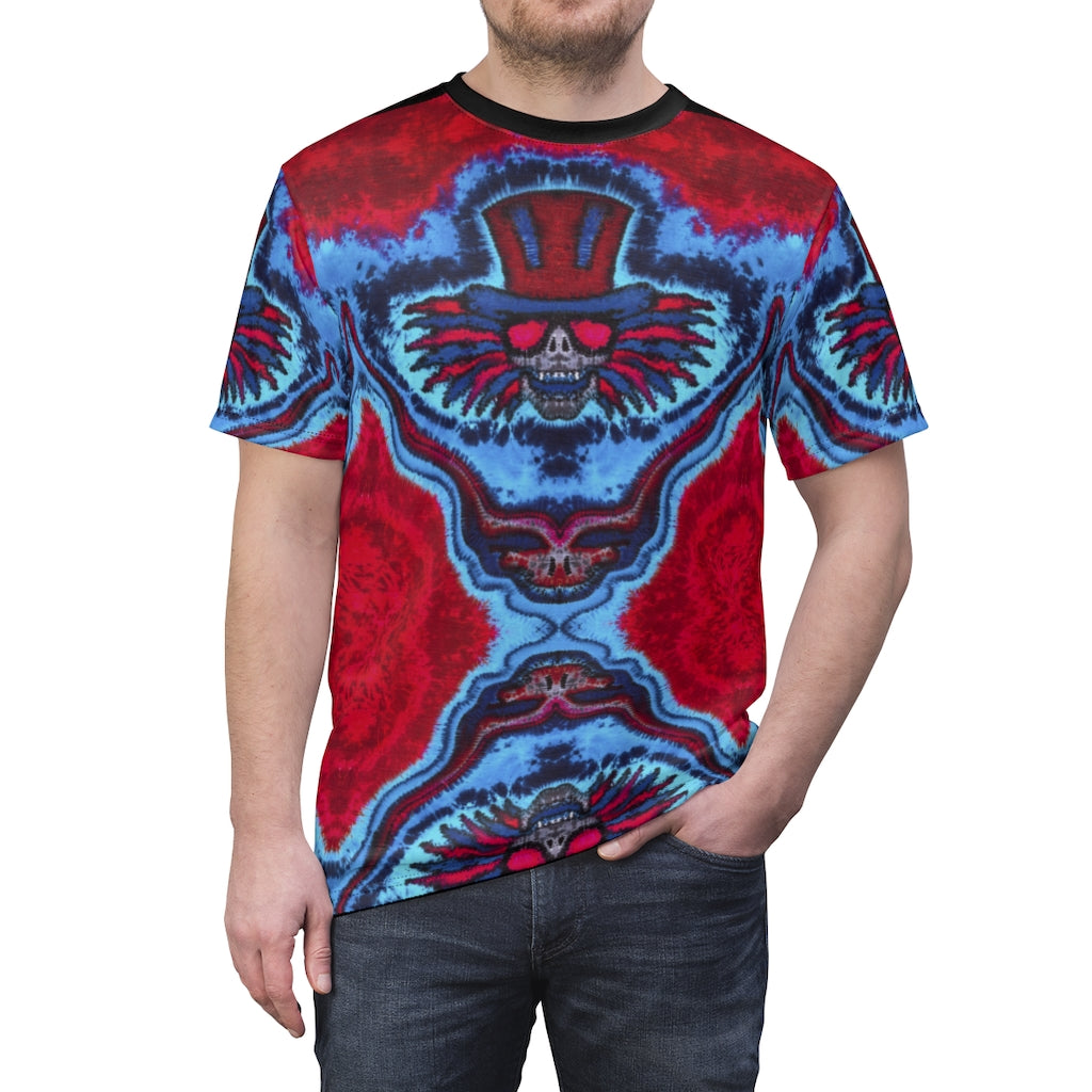 Super Uncle Sam All Over Print Shirt