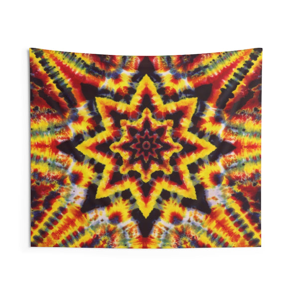 Star Explosion Tapestry
