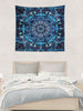 Blue Blood Cell Tapestry