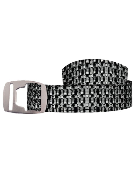 Croakies Belt - Steel Dragon