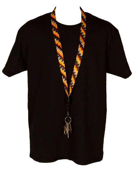 Croakies Lanyard - Dunes