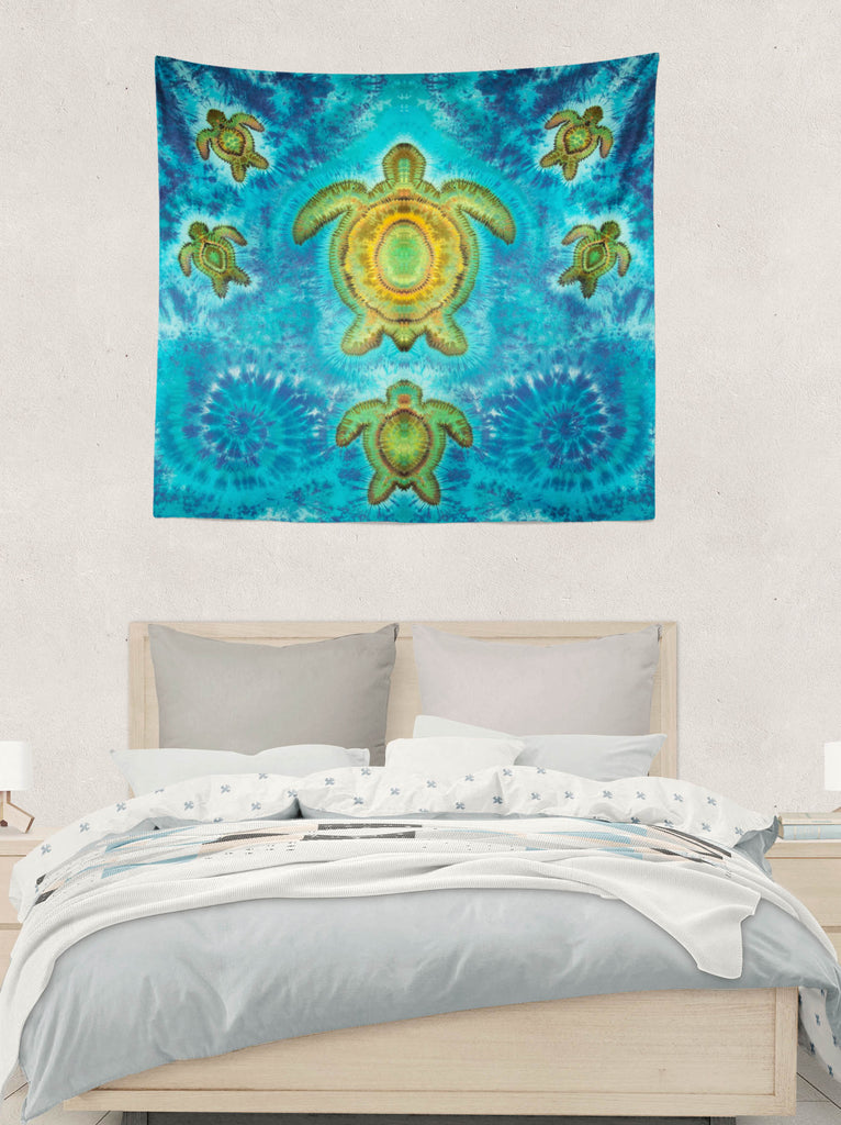 Honu Ascension Tapestry