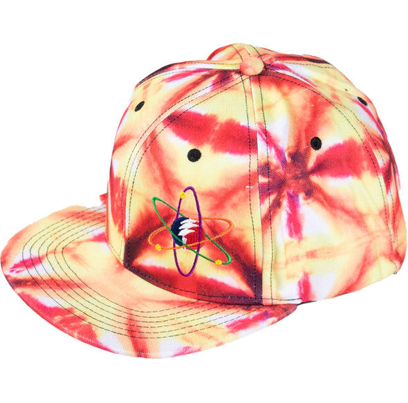 Red Orchid Flex Fitted Hat
