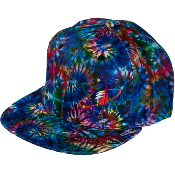 Coral Spiral Flex Fitted Hat