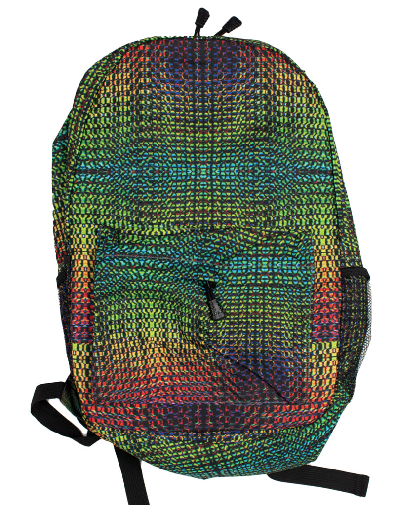 Rainbow Dragonscale Backpack