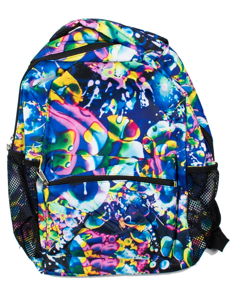 Rainbow Liquid Light Backpack