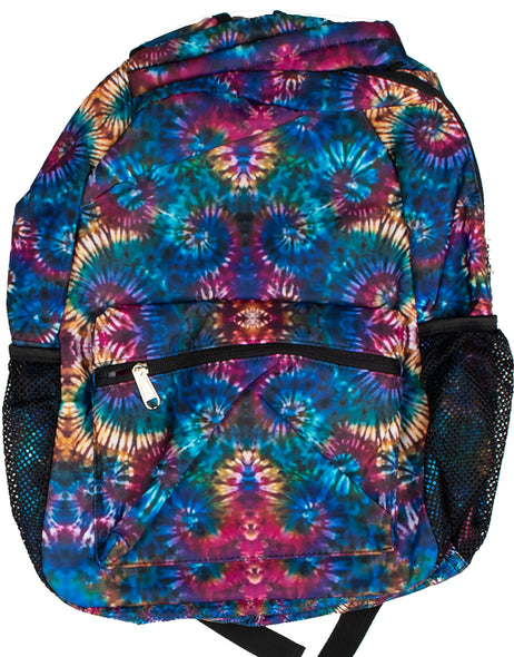 Coral Spiral Backpack