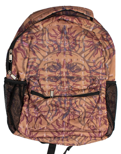 Orange Sunshine Backpack