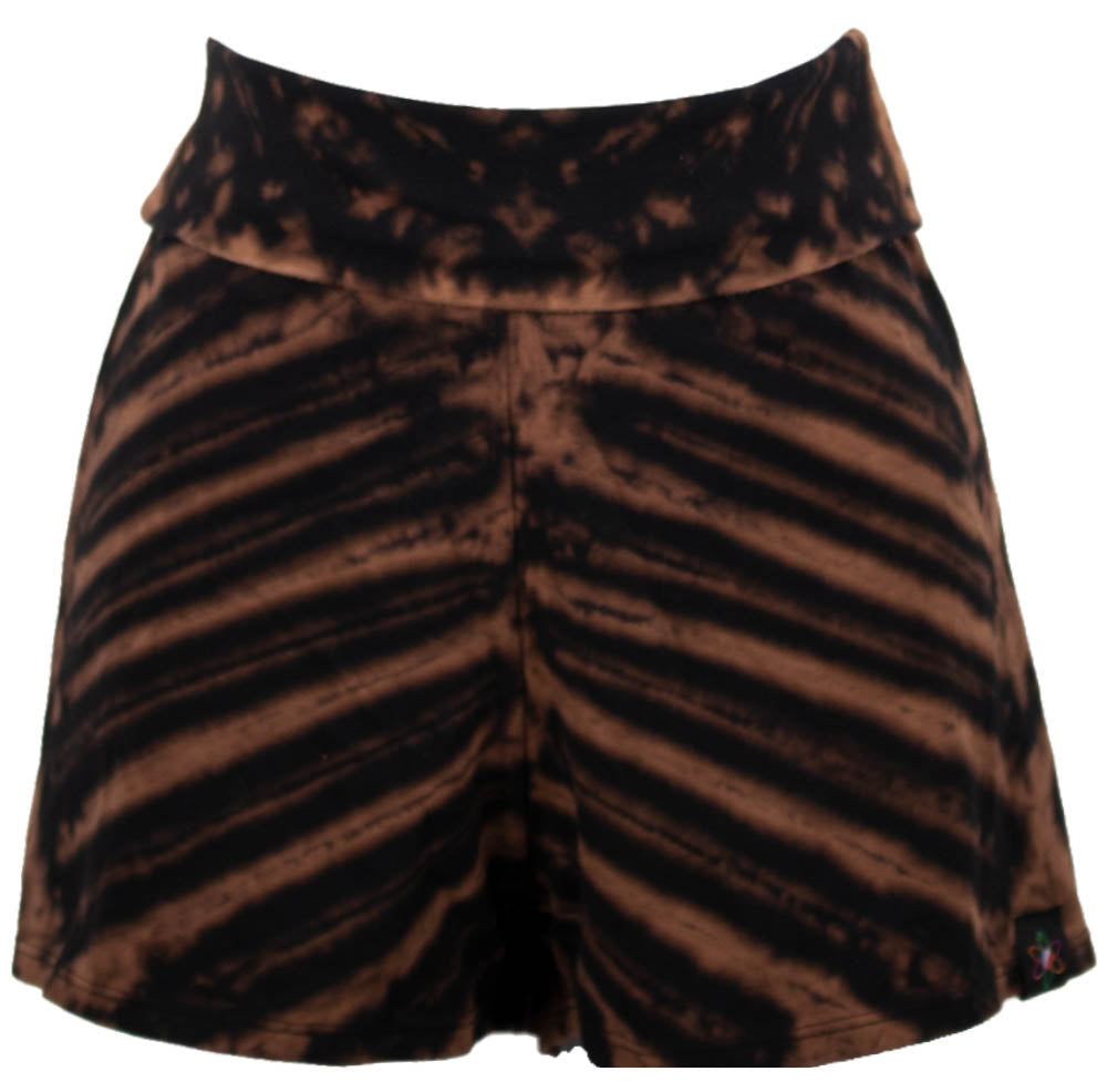 Original High-Waist Hot Shorts - XL