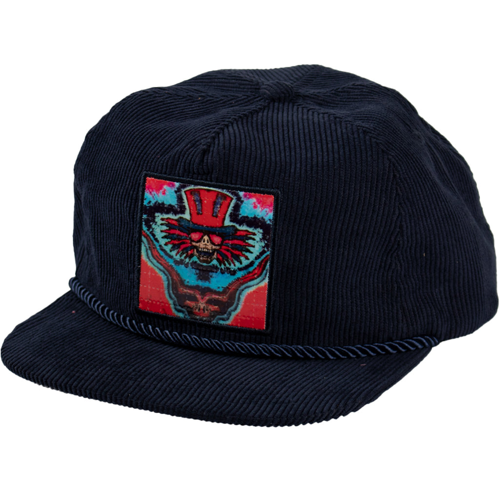 L.S.D. Corduroy Snap Back - Super Uncle Sam