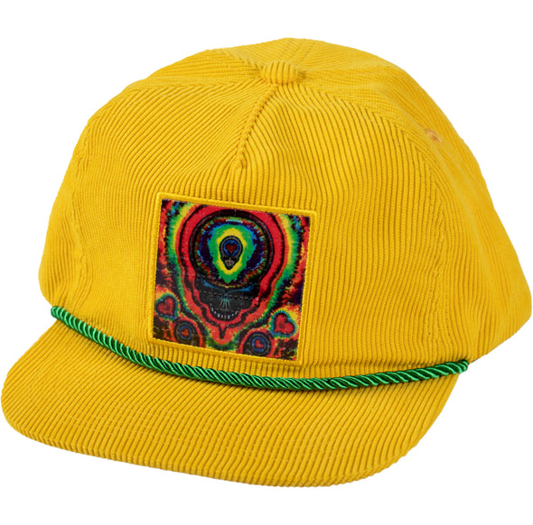L.S.D. Corduroy Snap Back - Stealie Love