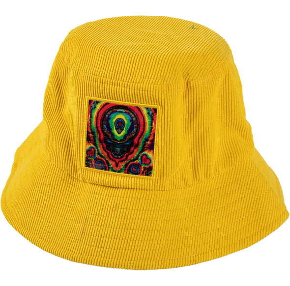 L.S.D. Blotter Bucket Hat - Stealie Love