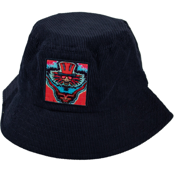 L.S.D. Blotter Bucket Hat - Super Uncle Sam