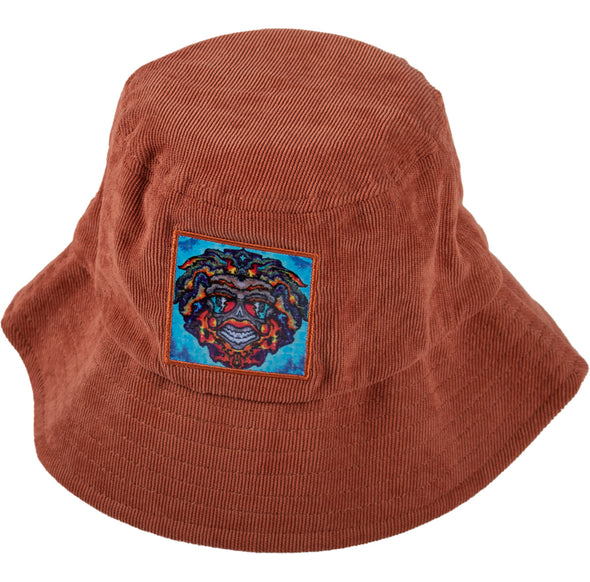 L.S.D. Blotter Bucket Hat - Cosmic Jerry
