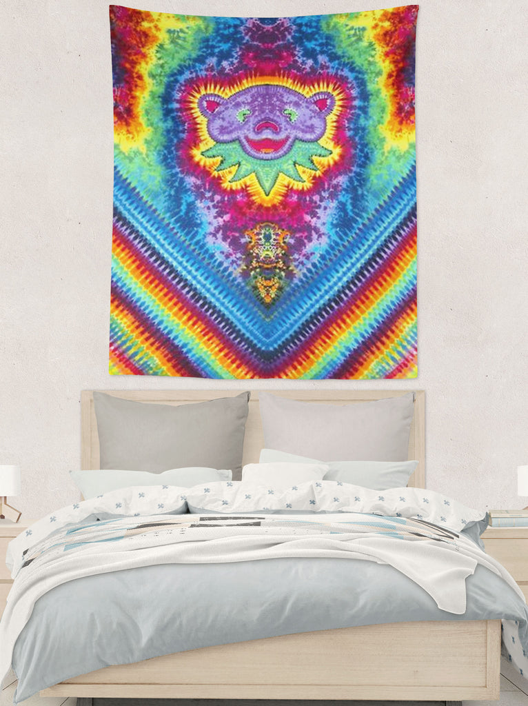 Jerry Bear Tapestry
