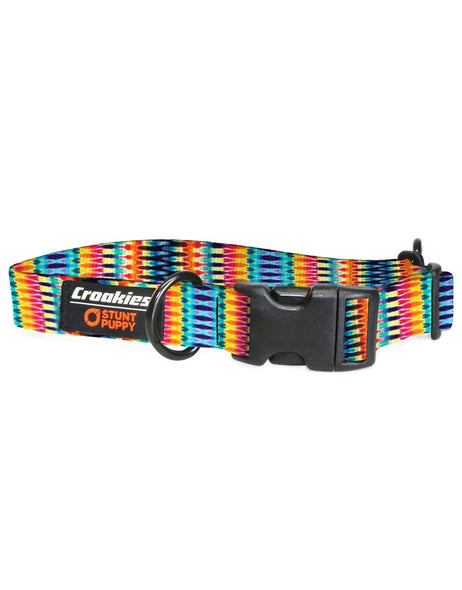 Croakies Dog Collar - Fire Dart