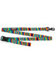 Croakies Dog Leash- Haight Ashbury