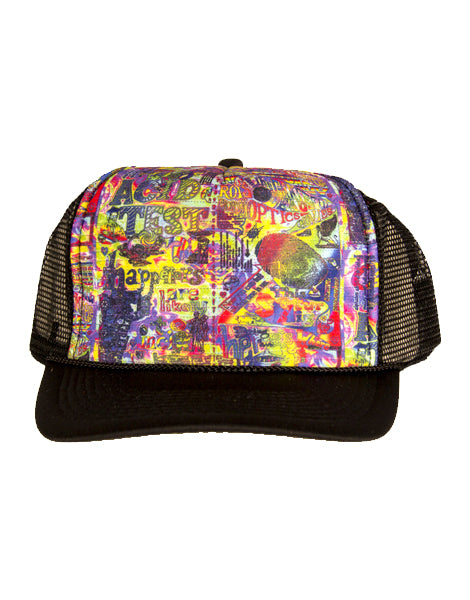 Acid Test Trucker Hat - NEW Jammin UNO Collection