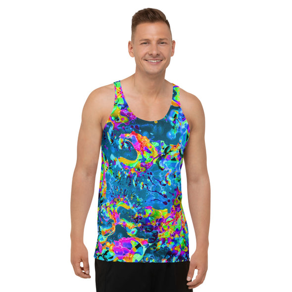 Sea Visions All Over Print Tank Top