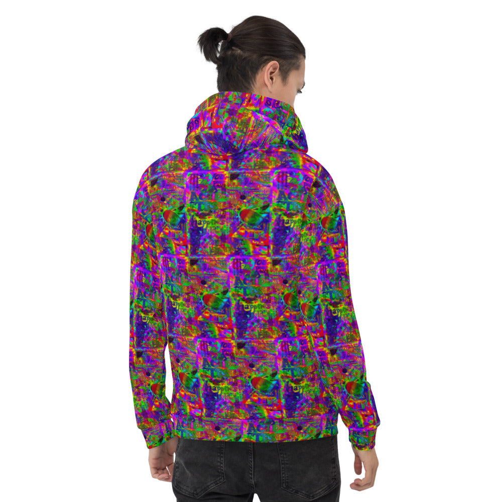 Acid Test All Over Print Hoodie
