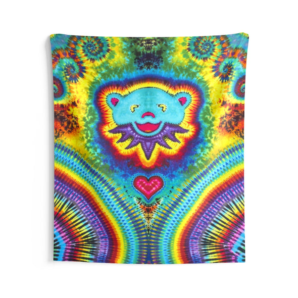 Love Bear Tapestry