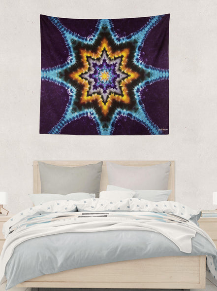 Time Traveler Tapestry