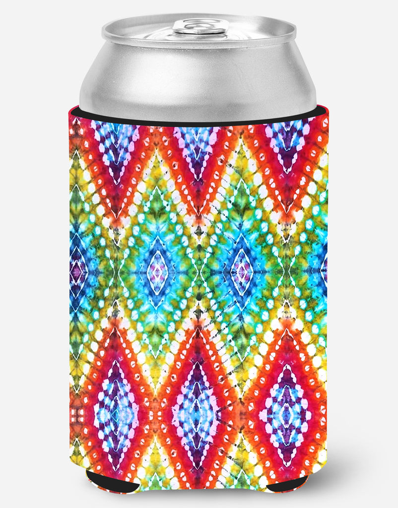 Kye's Dyes Koozie - Rainbow Diamonds