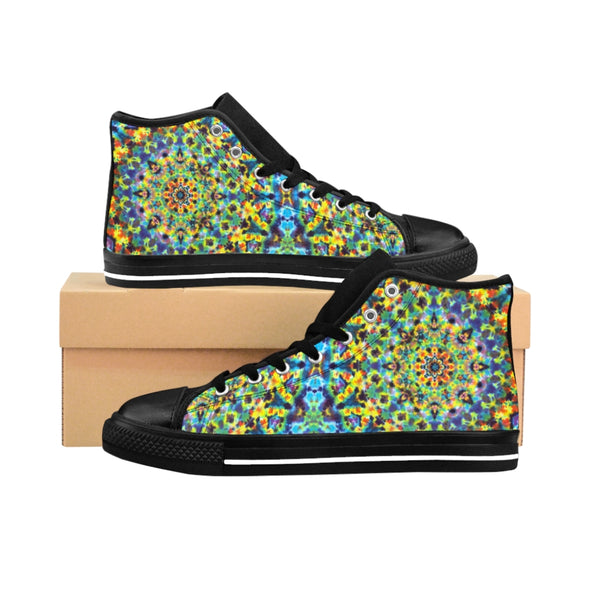 Infinite Mandala High Tops