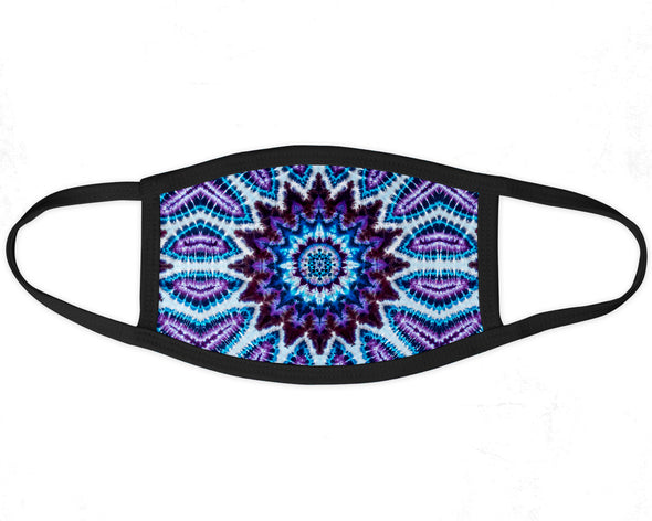Frost Mandala Eco Face Mask