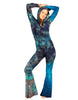 Warrior Within - Katana Long Sleeve Onesie - SM
