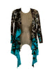 Warrior Within Waterfall Cardigan - Desi Original SM