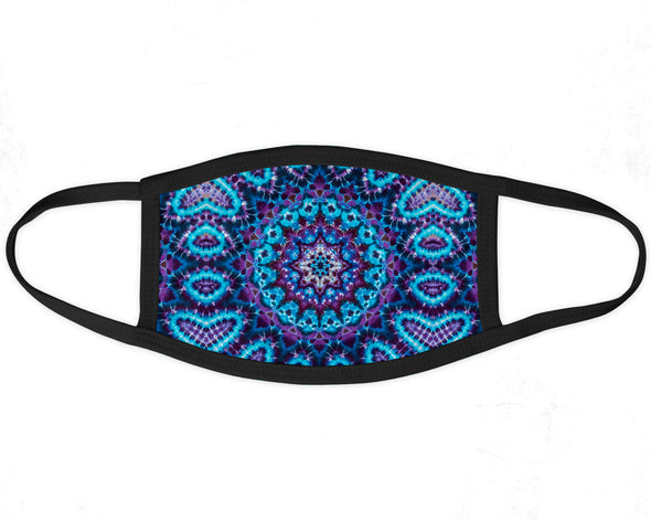 Ice Mandala Eco Face Mask