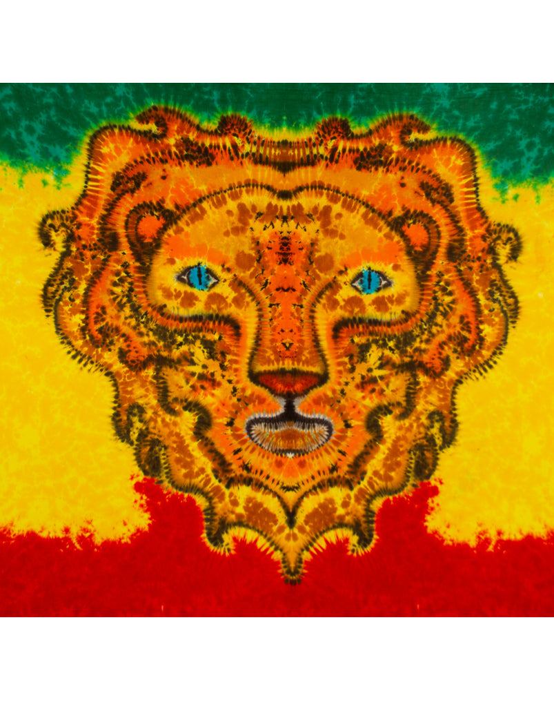 Jeremy Strebel Original 6' x 7'- Lion of Zion