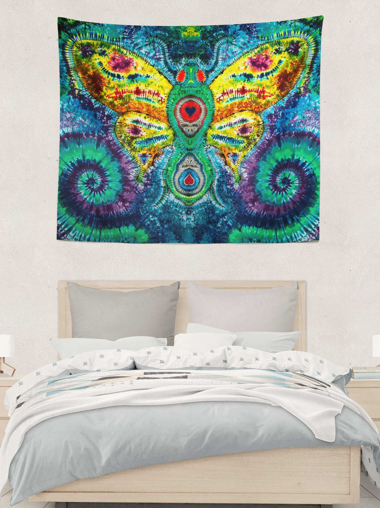 Steal Your Chrysalis Tapestry
