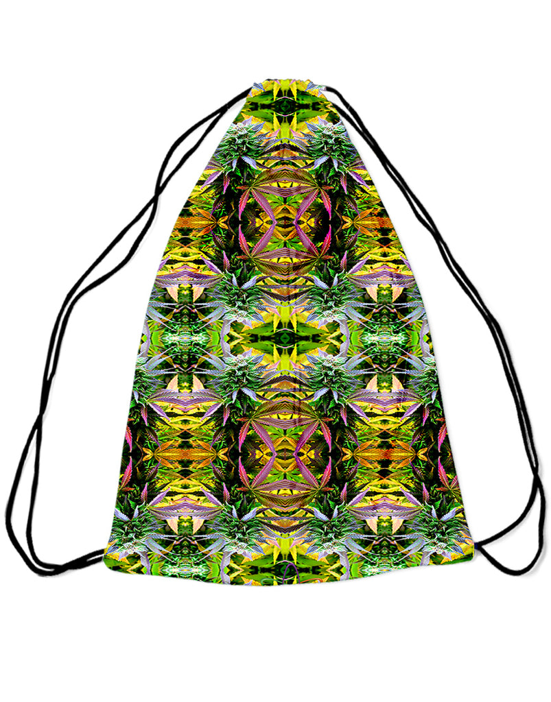 Jammin Cinch Bag - Tropical