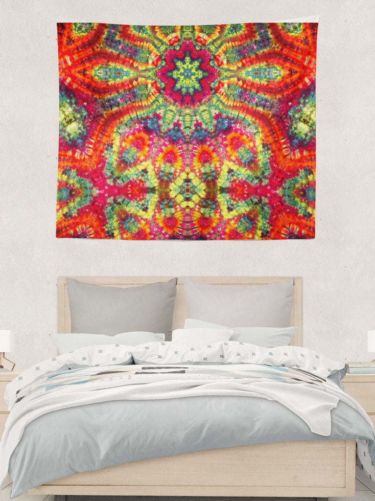 Peyote Button Tapestry