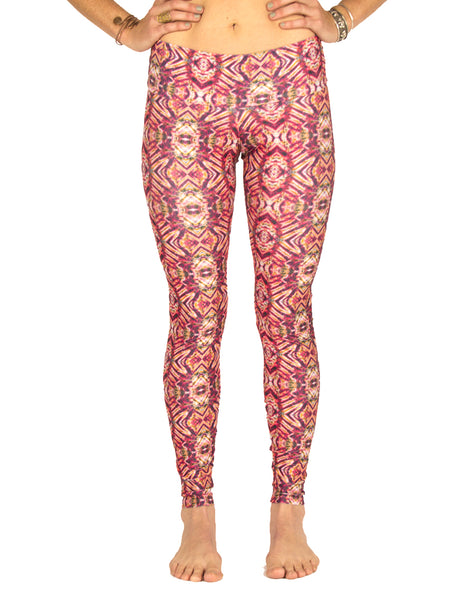 Harlequin Legging - Jammin UNO Collection