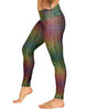 Rainbow Dragon Scale Legging - NEW Jammin UNO Collection
