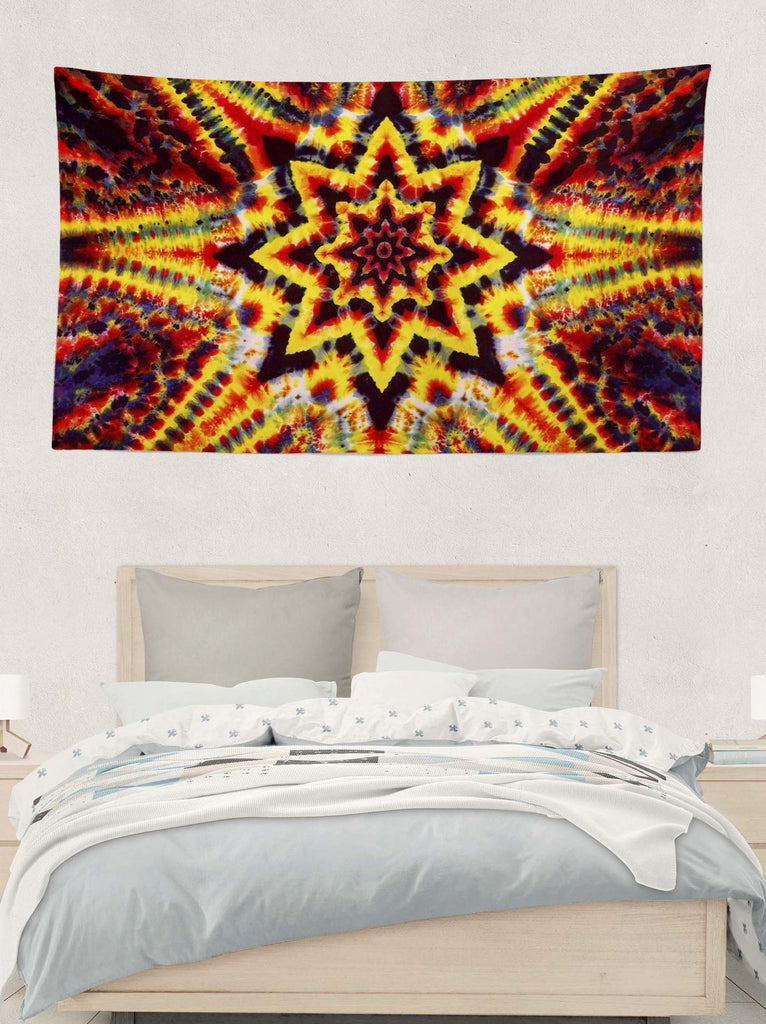 Star Explosion Tapestry - 5'x3'