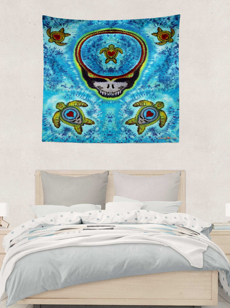 Steal Your Honu Tapestry