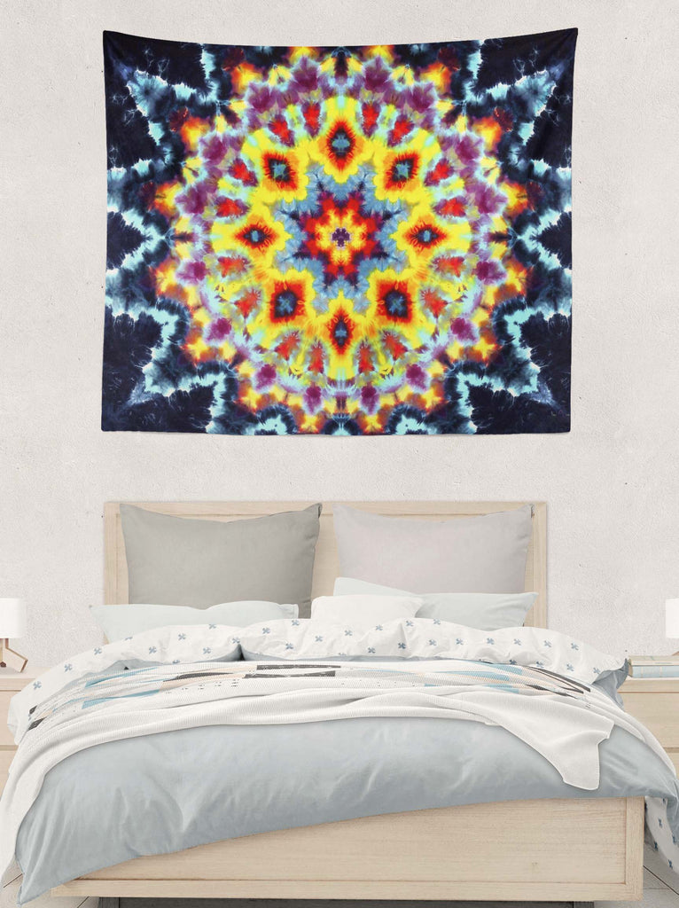 Summer Star Tapestry