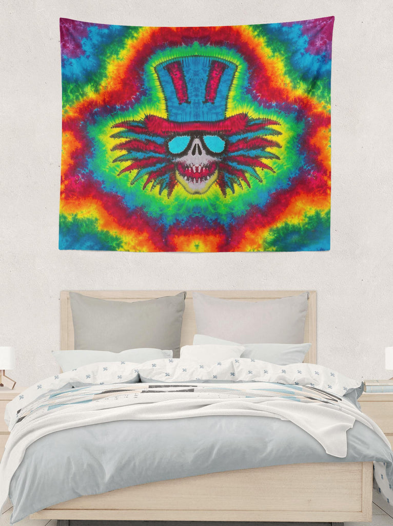 Rainbow Uncle Sam Tapestry