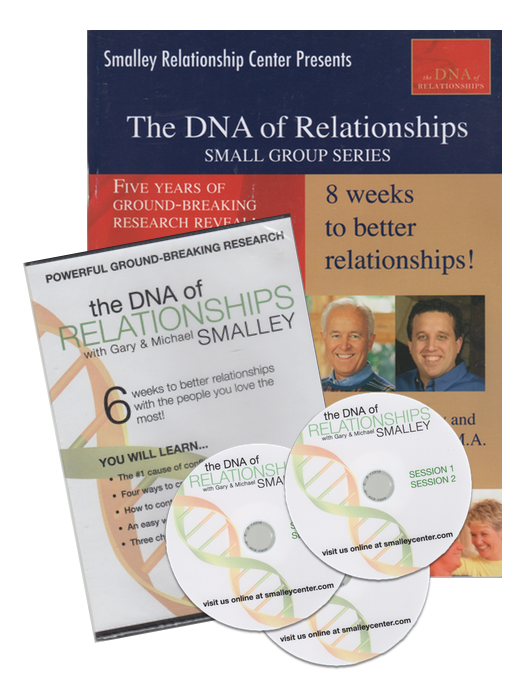 DNA of Relationships DVD Study