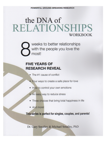 DNA of Relationships Workbook