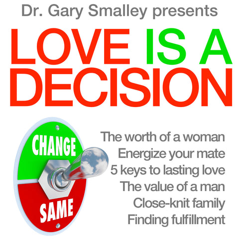 Love is a Decision Audio Seminar