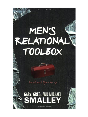 Men's Relational Tool Box
